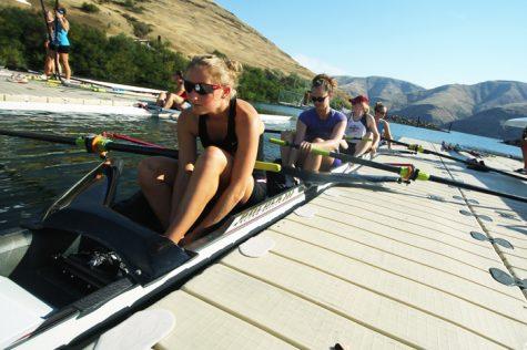 Rowing opens season