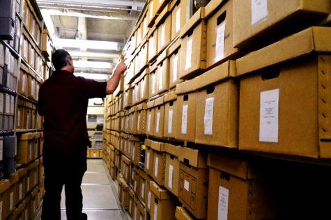 MASC preserves campus history