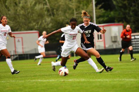 Soccer begins conference play in Eugene