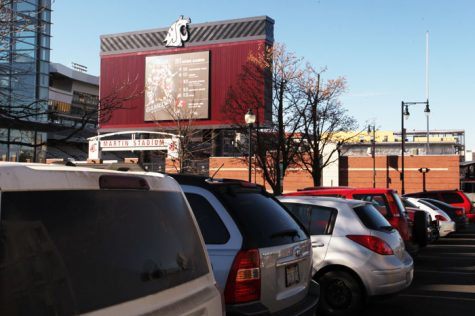 WSU offers advice for gameday parking