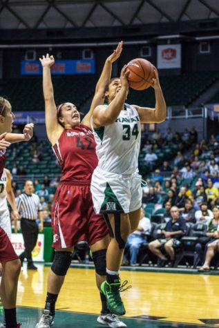 WSU women's basketball returns, 1-2 for the tournament