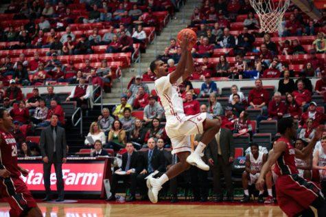Cougar men's basketball shoots to create confidence