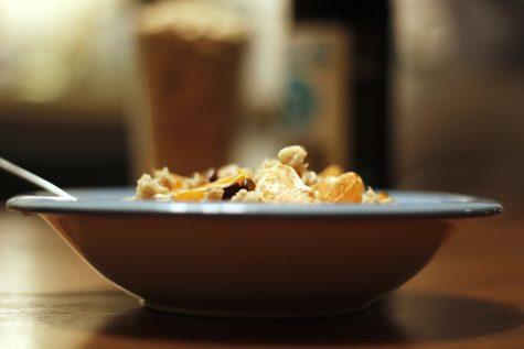 Experimental oatmeal creates stir in kitchen
