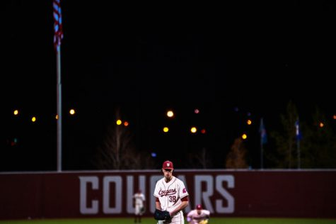 WSU baseball hosts Texas State