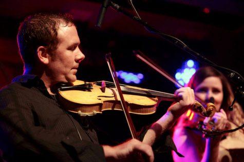 Jones gets lucky with Irish music