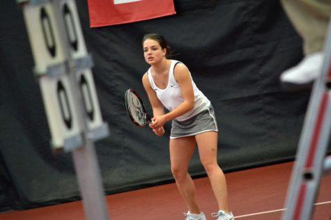 Cougar tennis aims  to outlast LA schools