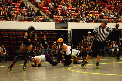 Wanted: fresh skaters to tear up Derby Dames track