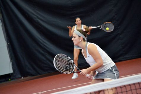 Tennis the menace; WSU takes down Denver