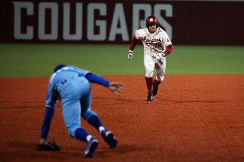 Home battle against the Beavers; WSU baseball hosts Oregon State