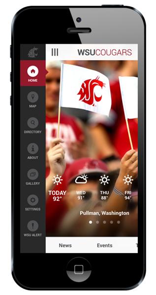 New app puts WSU at fingertips