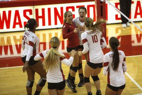 WSU women's volleyball prepares for USC