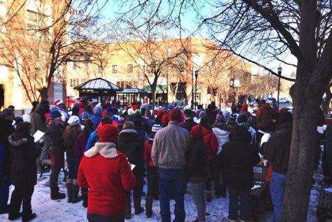 Community churches provide Christmas cheer