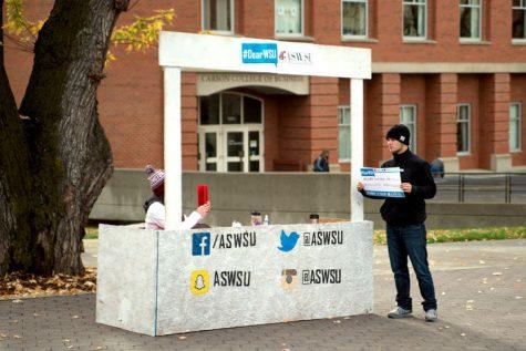 Dear WSU campaign brings students answers
