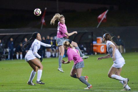 WSU soccer hosts Arizona State Sunday