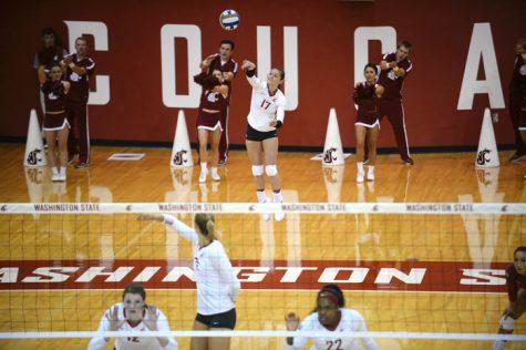 WSU volleyball drops third straight match