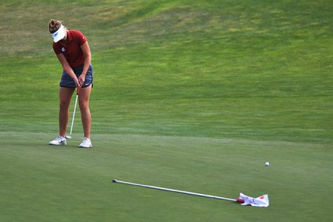 WSU women's golf finishes fourth