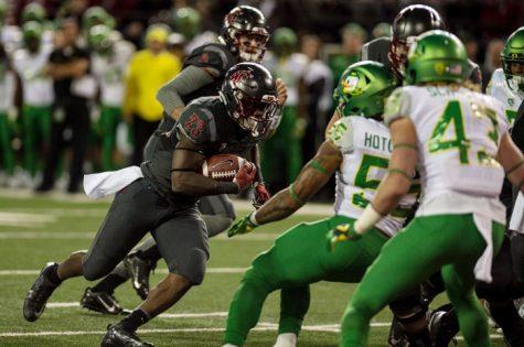 Oregon roasted by WSU