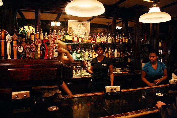 Stella+Crumpton%2C+a+bartender+at+Rico%E2%80%99s+Public+House%2C+on+Monday.