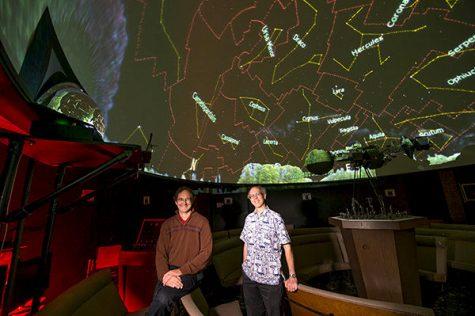 WSU Planetarium heads out on exoplanet exploration