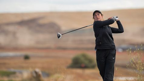 Golf's challenges inspire Brown to strive for excellence