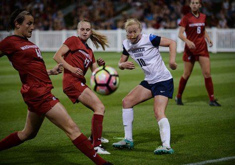WSU soccer embodies university values