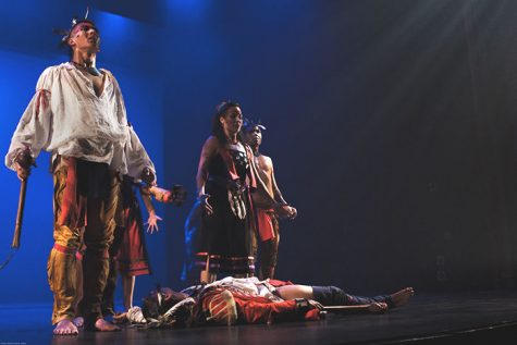 Theater group teaches history through dance