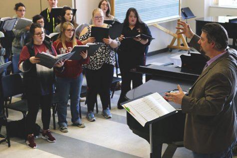 Choirs unite for final show