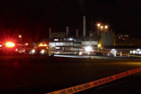 University of Idaho explosion sends four to hospital