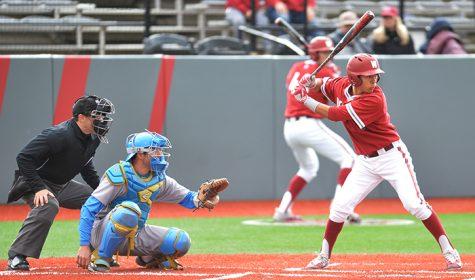 WSU baseball takes two of three from UCLA