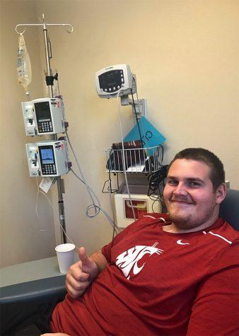 Sorenson beats cancer again
