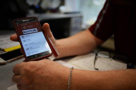 WSU introduces biometric scanners