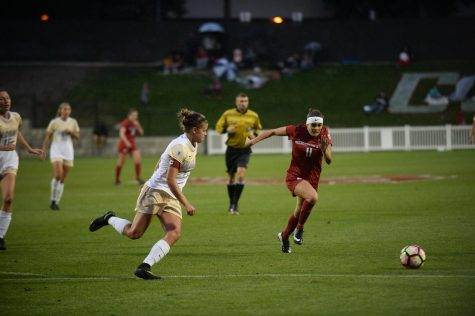 Women's soccer team embraces young, new look