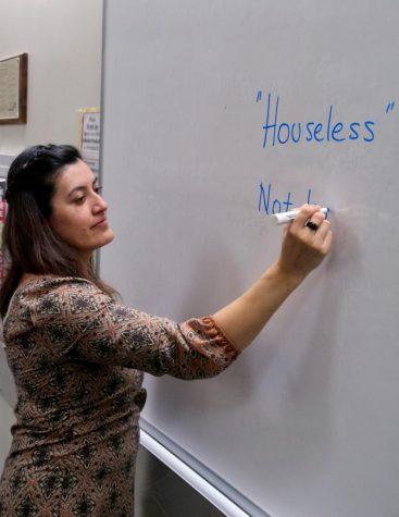'Houseless, not homeless'