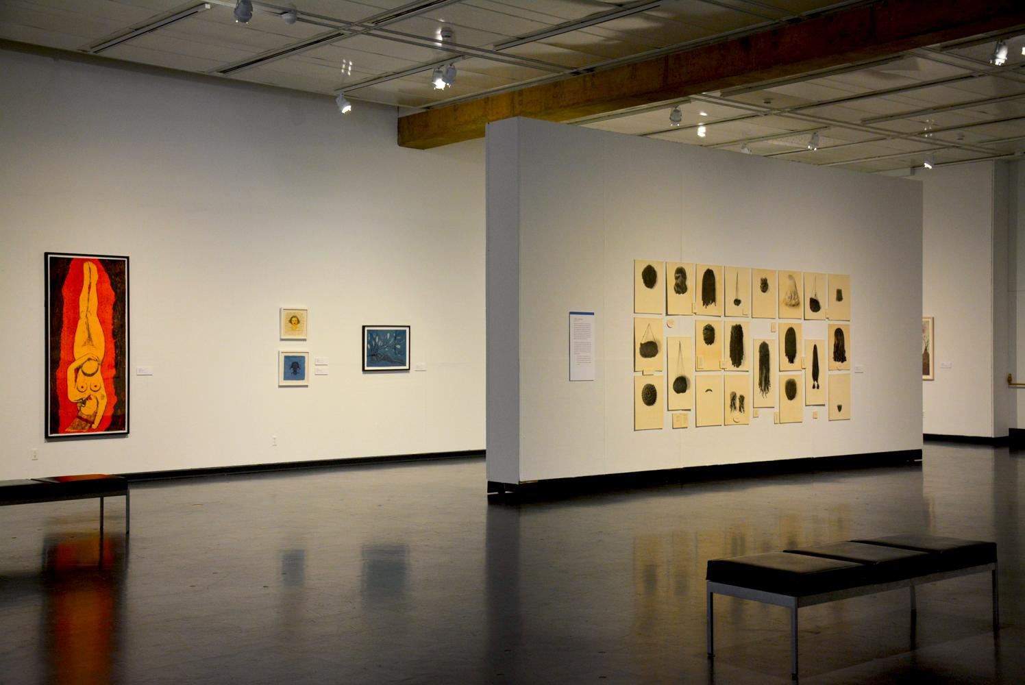 The WSU Museum of Art has opened an exhibit focused on female artists and the ways they contribute to artistic discussion. The exhibit features artwork from Africa, Asia, and North America.