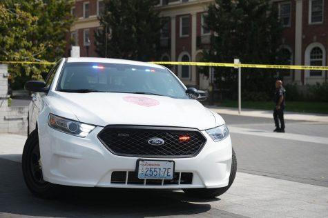 Parts of campus evacuated amid second bomb threat