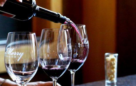 Merry Cellars 2017 Wine Release
