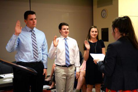 ASWSU appoints three freshman delegates