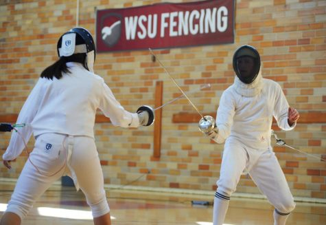 Fencing club increasing tournament play