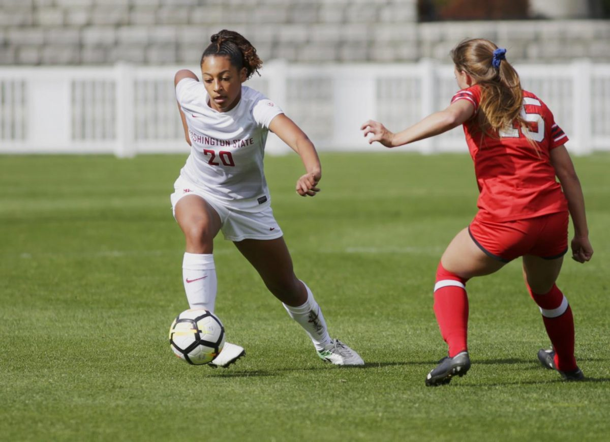 Cougar soccer takes down No. 24 Utah