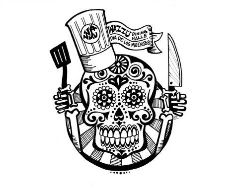 Dining hall celebrates Dia de los Muertos