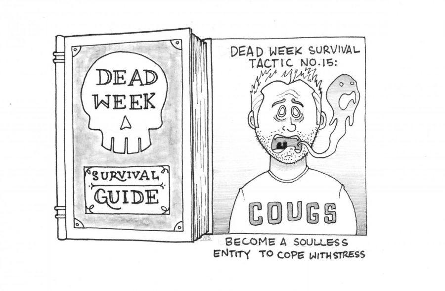 Satire: Dead Week killed by WSU profs