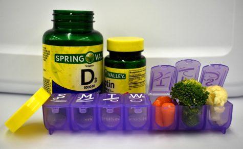 Americans lack necessary vitamins, minerals