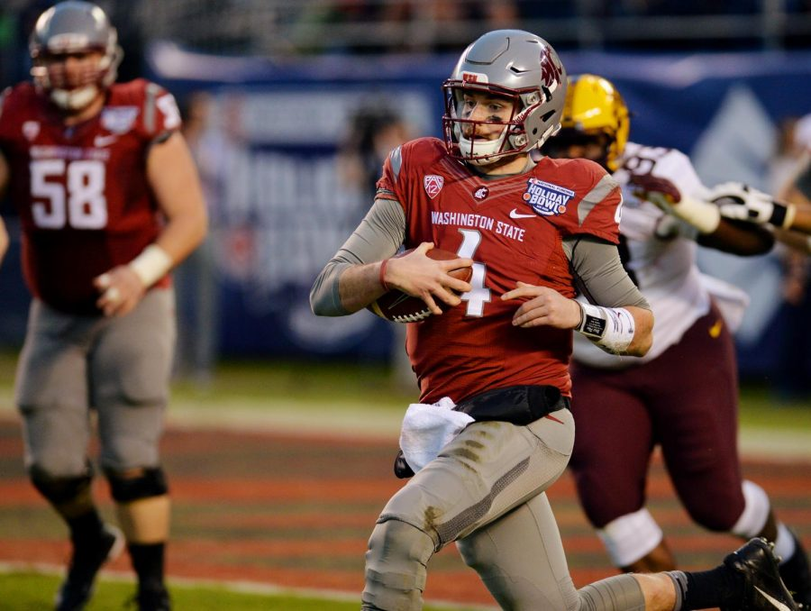 WSU travels to California looking for bowl victory