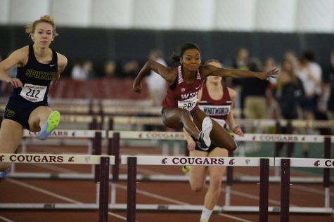 Track and field travels for a pair of meets this weekend