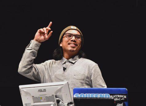 Geo Quibuyen encourages personal storytelling