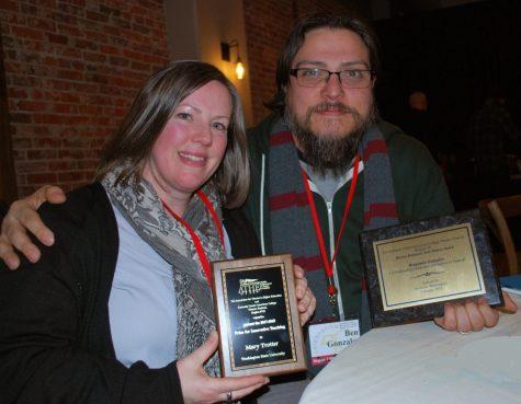 STAGE members, advisers win regional awards