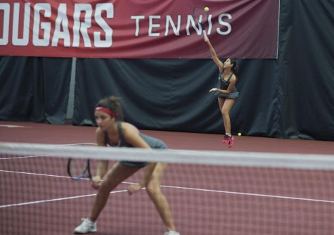 Tennis picks up first Pac-12 home victory