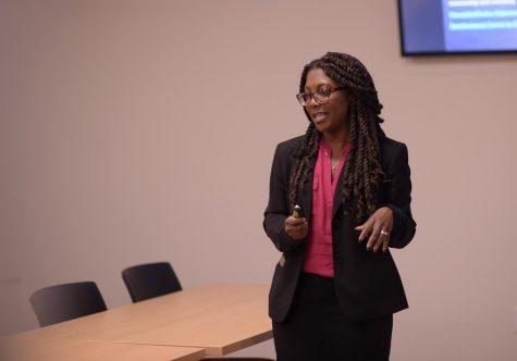 AVP finalist emphasizes mentorship, curiosity
