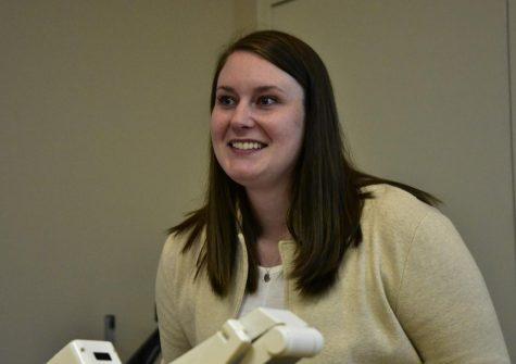 Graduate Student Discuses microbiome in human milk