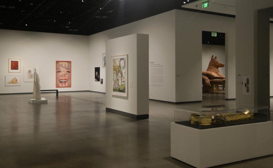 Self%2Aish+exhibit+opened+at+WSU+Jordan+Schnitzer+Museum+of+Art+yesterday+morning.